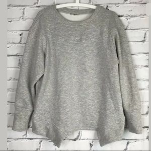 Cupshe Pullover Oversized Sweatshirt Size Small